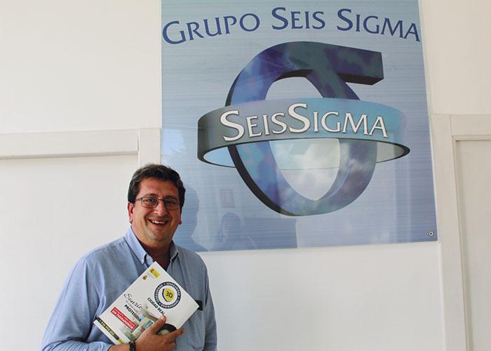 """Grupo Seis Sigma: """"Sonríe, tu casa está protegida y, ahora, tu familia también"""""""