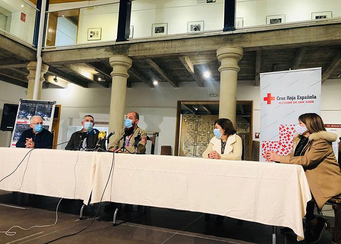 El concierto de Navidad de Cruz Roja se celebrará en el Auditorio el 13 de diciembre