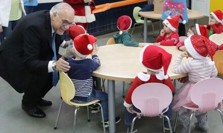 """""""Todos los niños tienen los mismos derechos sin importar su color de piel, religión, procedencia o las ideas de sus padres"""""""