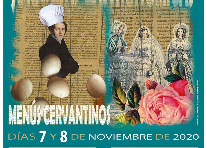 """""""Menús Cervantinos"""" es el nombre de las Jornadas Gastronómicas que se van a celebrar en Alcázar el fin de semana del 7 y 8 de noviembre"""