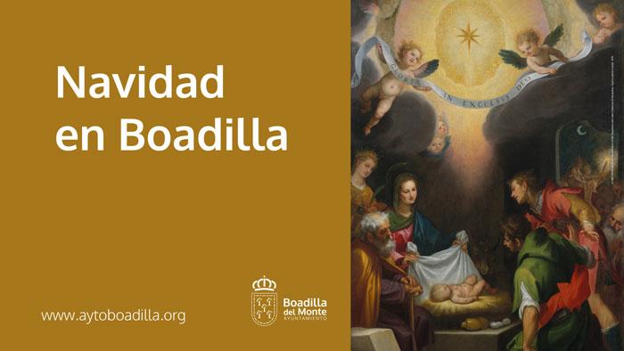 Boadilla ofrece una completa programación navideña, con la máxima protección antiCOVID