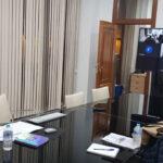 El Ayuntamiento de Martos y ASEM preparan un plan conjunto de trabajo dirigido a los empresarios locales