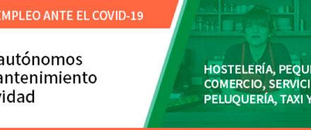 El Ayuntamiento de Martos pone a disposición de los autónomos la Oficina de Desarrollo para asesorar sobre las nuevas ayudas para la hostelería y el comercio