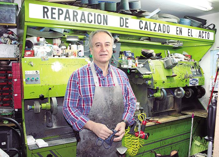 Reparación de calzado y complementos La Huella