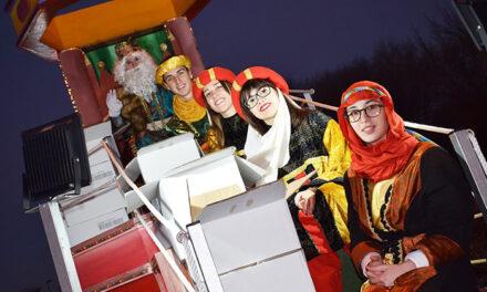El Ayuntamiento de Puertollano prepara una programación de Navidad dirigida a los niños, que potencie el pequeño comercio y con el menor riesgo de Covid