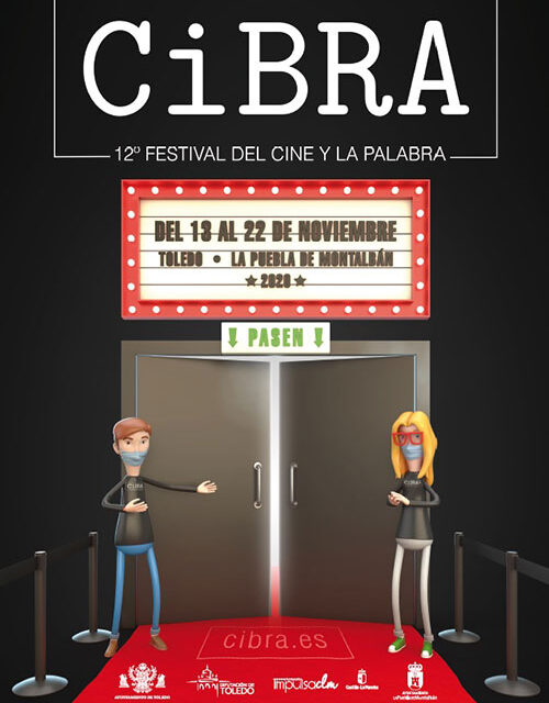 El Festival del Cine y la Palabra, CiBRA, apuesta por la cultura segura y online con rostros como Brays Efe o Verónica Forqué