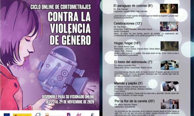 Seis cortometrajes se proyectan durante esta semana en el Ciclo contra la violencia de género