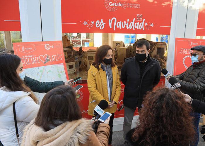 Los Reyes Magos visitarán todos los barrios de Getafe en un autobús descapotable