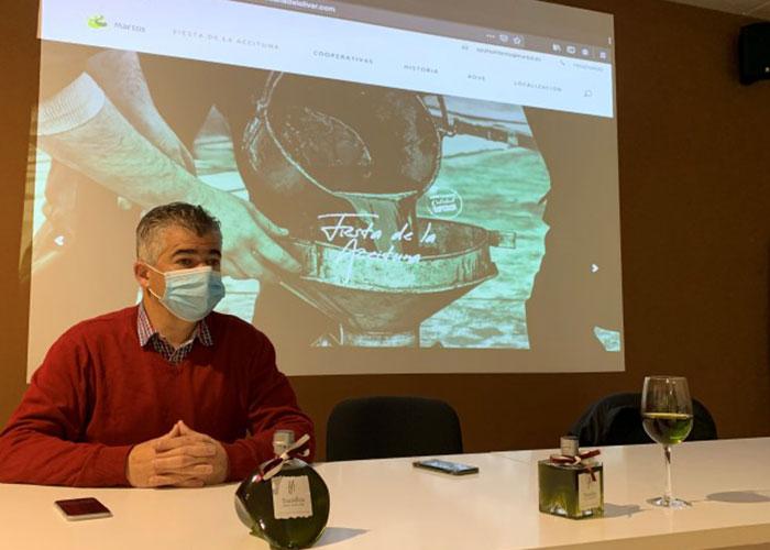 El Ayuntamiento de Martos estrena un portal web para promocionar la Fiesta de la Aceituna y el AOVE