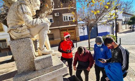 """Más de medio centenar de jóvenes participan en la escape street """"El Secreto de El Lugar de La Mancha"""""""