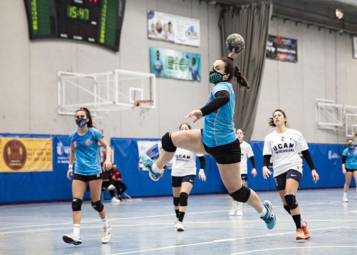 Getasur logra una victoria clave frente a Fuengirola (22-21)