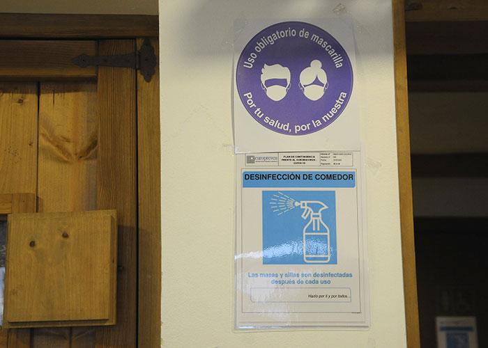 Finaliza la campaña de inspección de cumplimiento de la normativa antiCOVID en bares y restaurantes