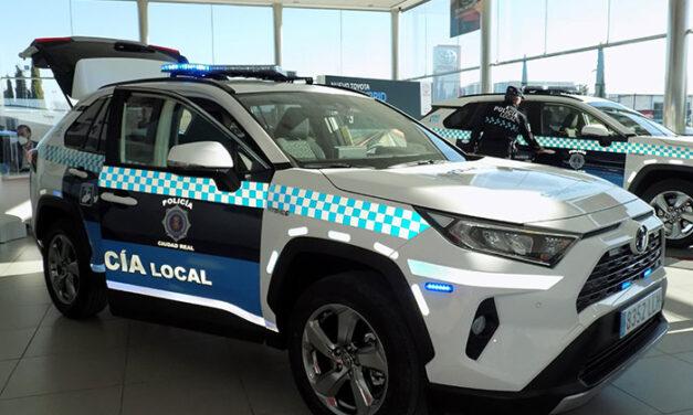 Tresa Motor hace entrega de seis flamantes SUV Toyota Hybrid al Ayuntamiento de Ciudad Real para modernizar la flota de la Policía Local
