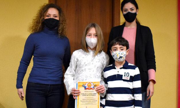 Entregados los premios del I rally fotográfico de Juventud e Infancia