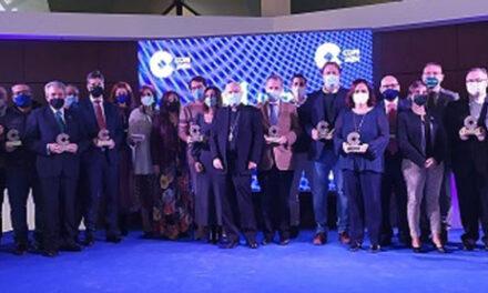 COPE Jaén entrega sus X Premios 'Jaén en positivo'