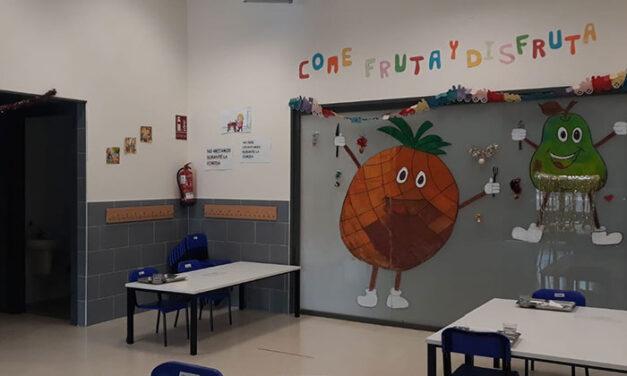 Continua el programa de becas del Comedor Escolar durante las vacaciones de Navidad en Herencia