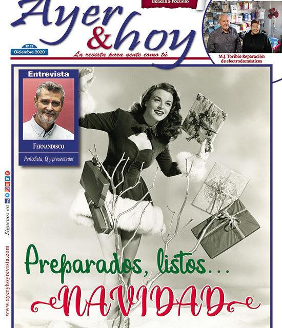 Ayer & hoy – Boadilla-Pozuelo – Revista Diciembre 2020