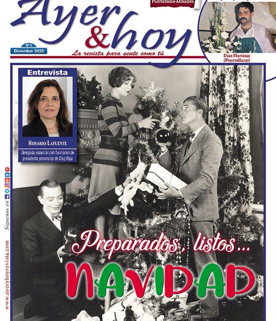Ayer & hoy – Puertollano-Almadén – Revista Diciembre 2020