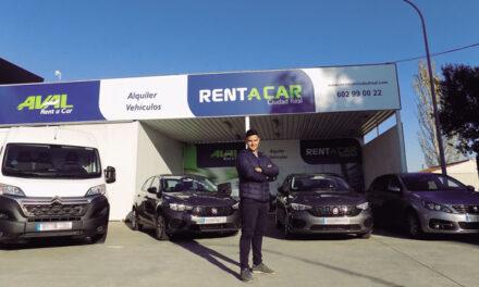 AVAL RentaCar Ciudad Real duplica su oferta de alquiler de vehículos industriales