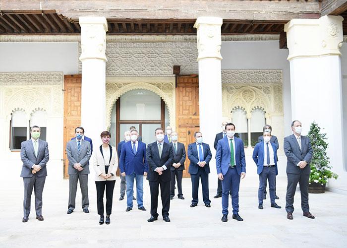 El Gobierno regional se adhiere al Clúster del Hidrógeno de Castilla-La Mancha con sede en Puertollano