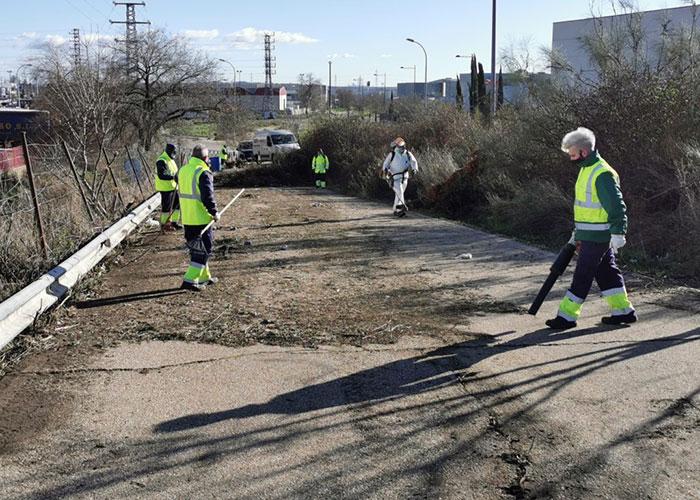 Getafe contratará a 120 desempleados más en el Ayuntamiento