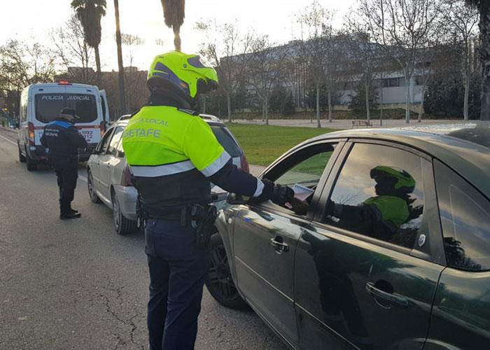 La Policía Local de Getafe realizará controles especiales en bares los días 24 y 31 de diciembre