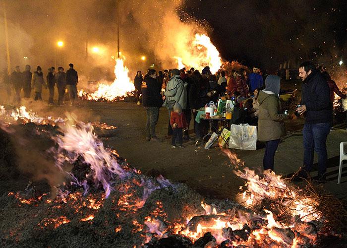 El Ayuntamiento de Argamasilla de Alba suspende las hogueras de San Antón