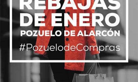 """Más de un centenar de comercios de Pozuelo de Alarcón ofrecen ofertas y descuentos en la campaña """"Rebajas de Enero"""""""