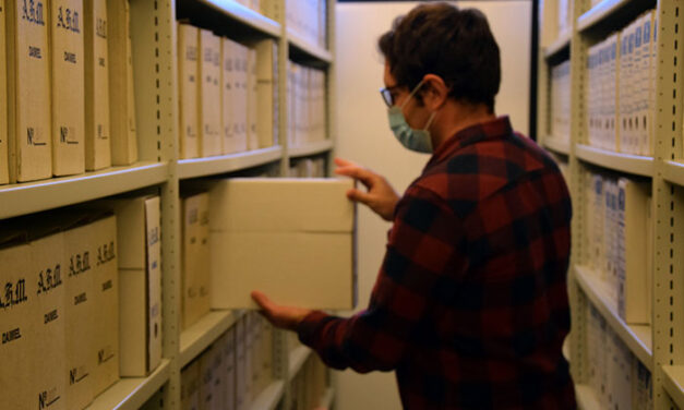 El Archivo Municipal cerró el año con un 21% más de consultas externas