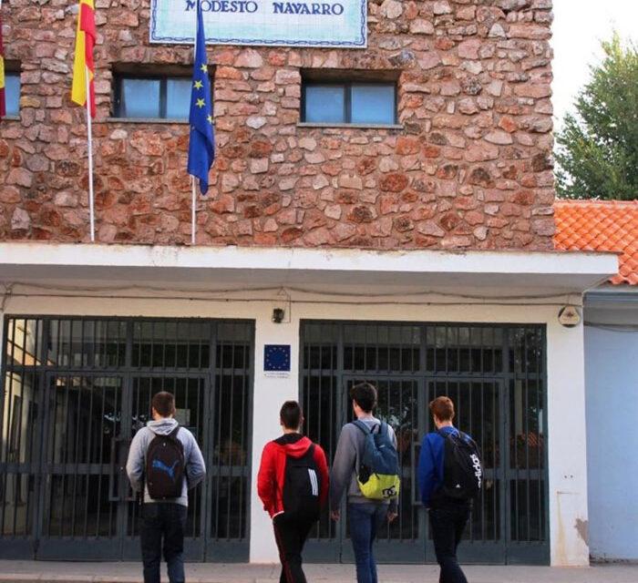 El Ayuntamiento de La Solana  ha revisado los centros educativos tras el paso de 'Filomena'