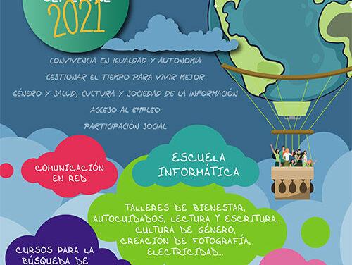 """Bajo el título """"Nuevos retos, nuevas oportunidades"""", el Ayuntamiento de Collado Villalba pone en marcha un amplio programa de cursos y talleres para el primer semestre del año"""