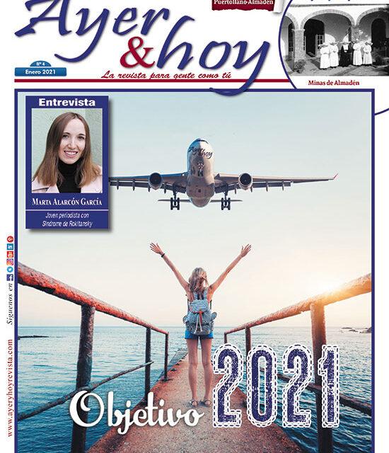 Ayer & hoy – Puertollano-Almadén – Revista Enero 2021