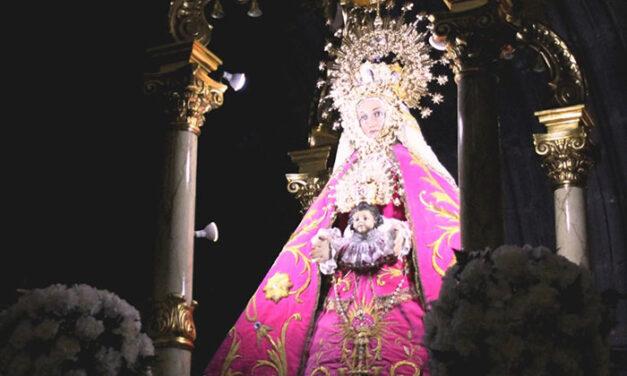 Conflictos bélicos antes y ahora el coronavirus, retrasan la marcha de la Virgen de Peñarroya