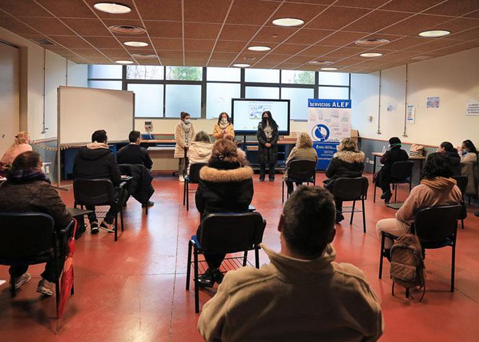 Getafe impartirá 12 nuevos cursos gratuitos para más de 180 vecinos desempleados