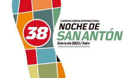 El Ayuntamiento de Jaén califica de exitosa la Carrera Urbana Internacional Noche de San Antón Caja Rural virtual