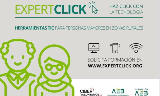 Competencias digitales para mayores de 55: programa Expertclick