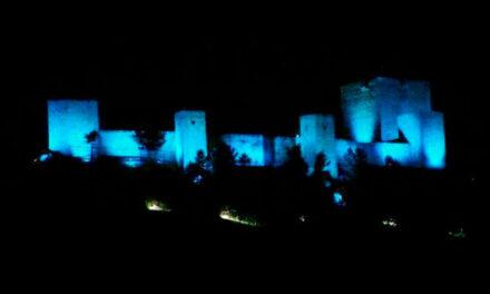 El Ayuntamiento de Jaén iluminará de azul el Castillo de Santa Catalina para sumarse al Día Internacional del Síndrome de Asperger
