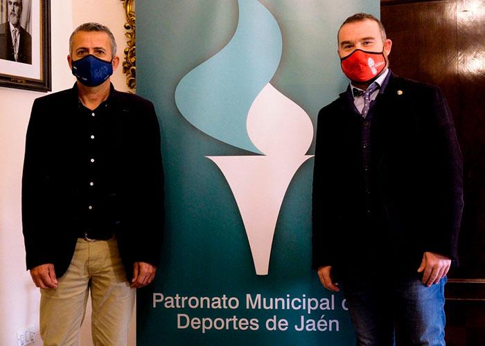 El Ayuntamiento de Jaén renueva su colaboración con la Federación Andaluza de Pádel tras el éxito de los eventos organizados en 2020 que atrajeron más de 3.000 jugadores