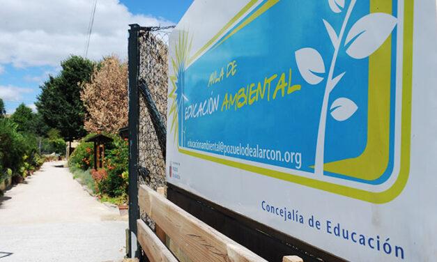 El Gobierno municipal promueve la sostenibilidad y el cuidado del entorno con nuevos programas en el Aula de Educación Ambiental