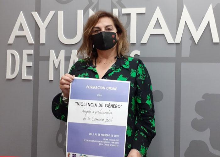 El Ayuntamiento de Martos refuerza la formación y especialización de la Comisión Local de Violencia de Género
