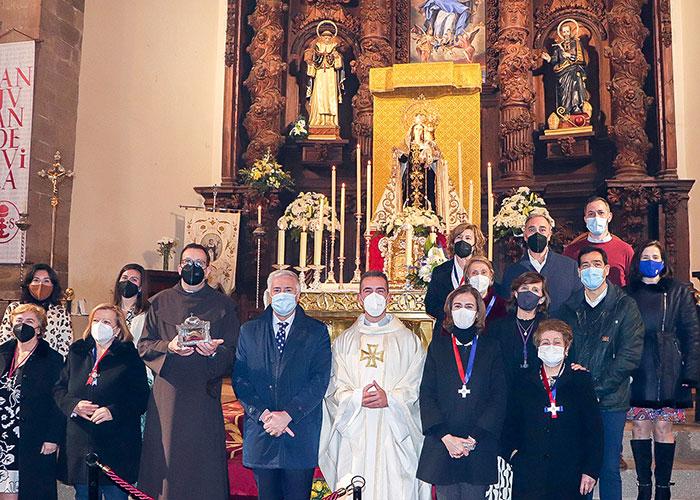 Almodóvar del Campo celebró la fiesta grande de su hijo ilustre y patrón, san Juan Bautista de la Concepción