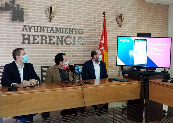 El Ayuntamiento de Herencia lanza una nueva APP móvil para ampliar el contacto con el ciudadano