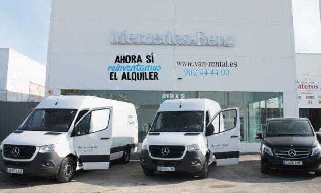 Autotrak Ciudad Real inaugura nueva sección de alquiler de furgonetas
