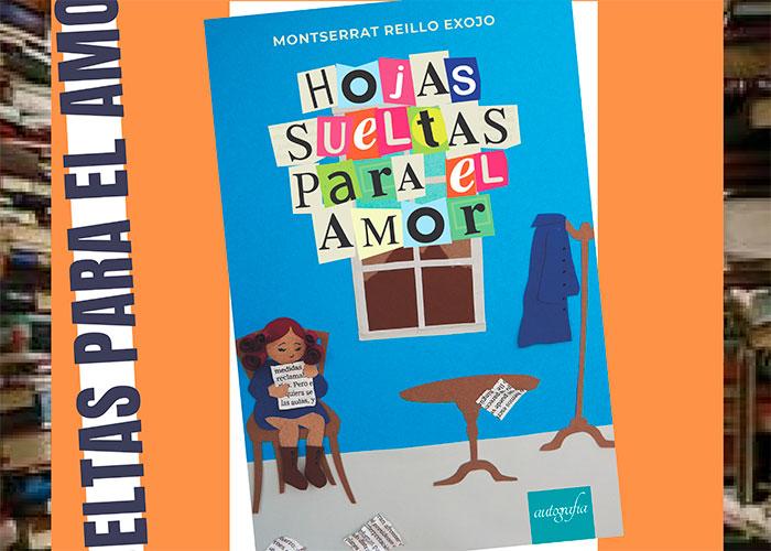 Primera novela de Montserrat Reíllo sobre el síndrome de Tourette, el amor y las ganas de vivir