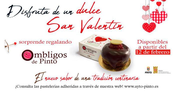 En San Valentín, los Ombligos te llegarán al corazón