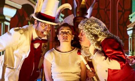 Alicia, espectáculo familiar el próximo sábado en el teatro municipal de Moralzarzal