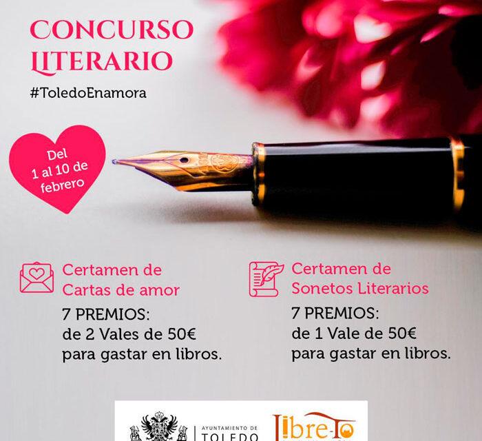 El concurso de sonetos y cartas de amor del Ayuntamiento y la Asociación de Libreros por San Valentín ya tiene ganadores