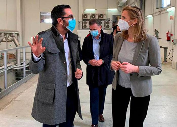 La primera planta de hidrógeno verde con agua regenerada de España se construirá en Pinto