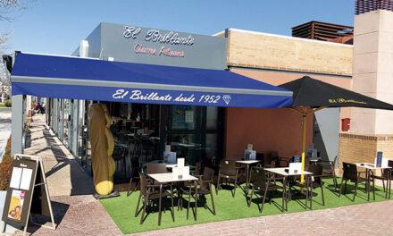 Restaurante El Brillante de Boadilla, bocadillos y raciones de siempre ahora a domicilio