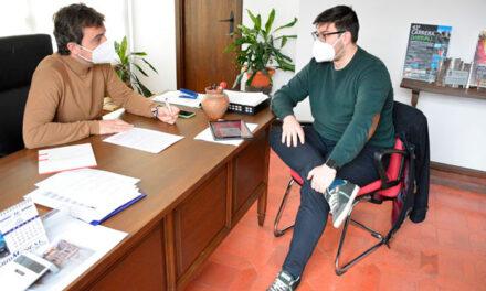 Empleo, formación y vivienda centran la reunión del Gobierno local con el presidente del Consejo de la Juventud de Toledo